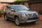 2017 Lexus GX460 in Nebula Gray Pearl - Static Front Right View
