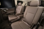 Picture of a 2018 Lexus GX460 Sport Design Package's Second Row Captain's Chairs