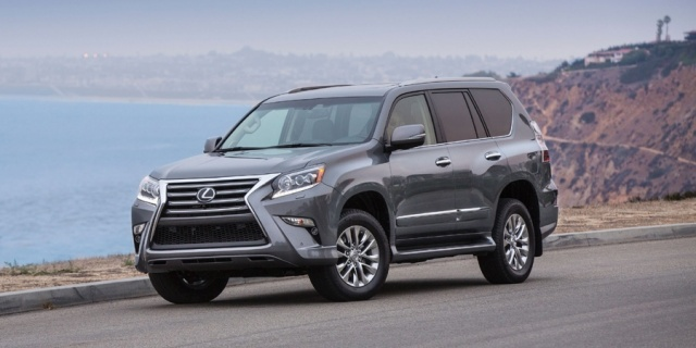Research the 2018 Lexus GX460