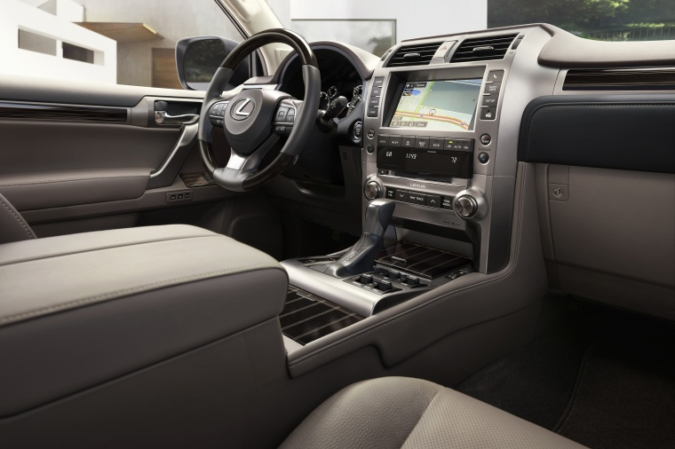 Picture of a 2020 Lexus GX460's Interior