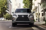 2020 Lexus GX460 in Atomic Silver - Static Frontal View