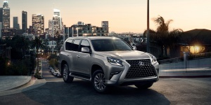 Research the Lexus GX