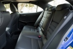Picture of 2018 Lexus IS 350 AWD Rear Seats