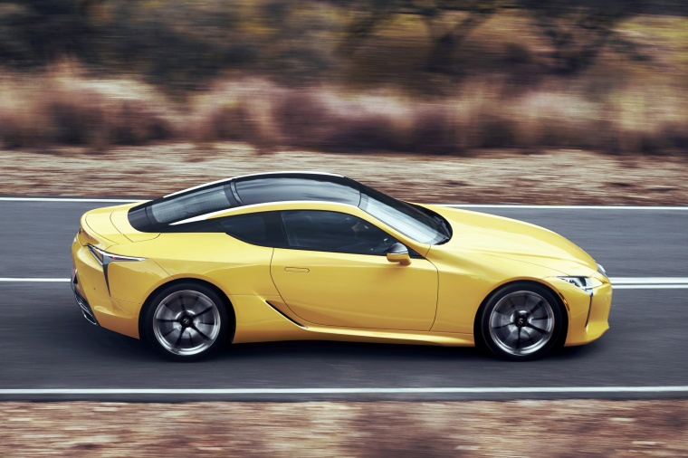 2018 Lexus LC 500 Coupe Picture
