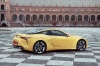 2018 Lexus LC 500 Coupe from a rear right three-quarter view