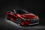 Picture of 2018 Lexus LC 500 Coupe in Infrared