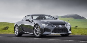 Research the 2018 Lexus LC