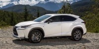 2015 Lexus NX, NX200t, NX300h Hybrid Review