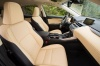 2016 Lexus NX200t Front Seats in Creme