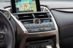 Picture of 2016 Lexus NX200t F-Sport Center Stack