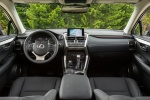 Picture of 2016 Lexus NX300h Cockpit in Black