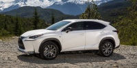 Research the 2016 Lexus NX