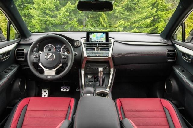 2017 Lexus  NX Picture