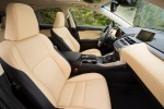 Picture of 2017 Lexus NX200t Front Seats in Creme
