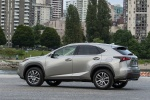 Picture of 2017 Lexus NX200t in Atomic Silver