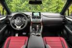 Picture of 2017 Lexus NX200t F-Sport Cockpit in F-Sport Rioja Red