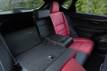 Picture of 2017 Lexus NX200t F-Sport Rear Seats Folded in F-Sport Rioja Red