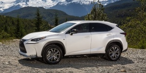 2017 Lexus NX Reviews / Specs / Pictures / Prices