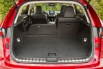 2018 Lexus NX300h Trunk with Rear Seat Folded