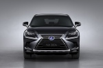2018 Lexus NX300h in Caviar - Static Frontal View