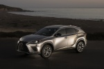 2018 Lexus NX300 in Atomic Silver - Static Front Left Three-quarter View