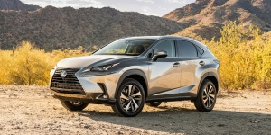 Research the Lexus NX