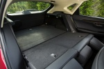 Picture of a 2019 Lexus NX300h's Rear Seats Folded