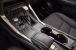 Picture of a 2019 Lexus NX300h's Center Console