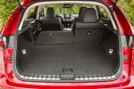 Picture of a 2019 Lexus NX300h's Trunk with Rear Seat Folded