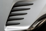 2015 Lexus RC350 F-Sport Rear Bumper Air Vent