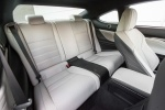 2015 Lexus RC350 F-Sport Rear Seats
