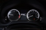 2015 Lexus RC350 F-Sport Gauges