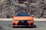 2015 Lexus RC-F in Molten Pearl - Static Frontal View