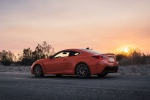 2015 Lexus RC-F in Molten Pearl - Static Rear Left Three-quarter View