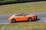 2015 Lexus RC-F in Molten Pearl - Driving Side View