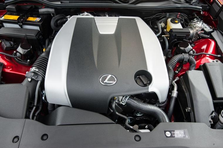 2016 Lexus RC350 F-Sport 3.5-liter V6 Engine Picture