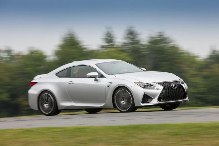 2016 Lexus RC-F Picture