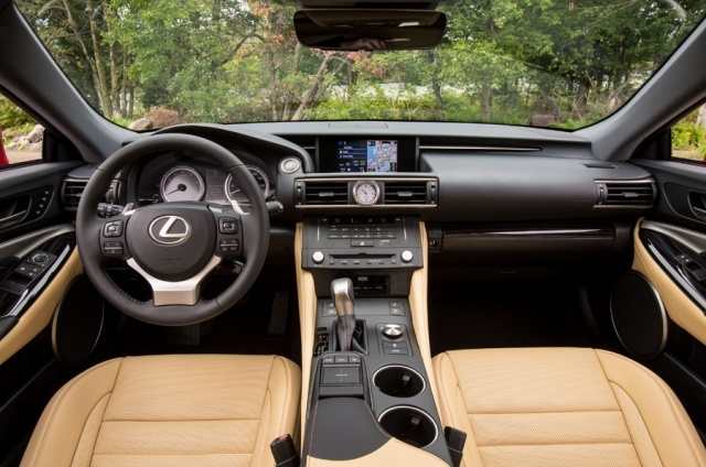 2016 Lexus  RC Picture