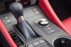 2016 Lexus RC-F Center Console Picture