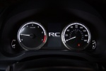 2016 Lexus RC350 F-Sport Gauges