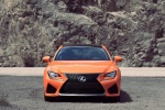 2016 Lexus RC-F in Molten Pearl - Static Frontal View