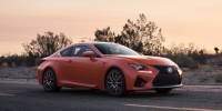 2016 Lexus RC 200t, 300, 350 AWD F-Sport, RC-F V8 Review