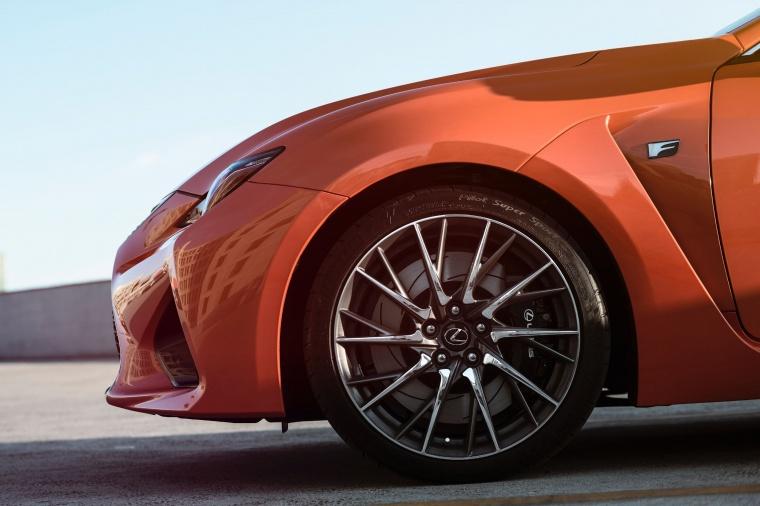 2017 Lexus RC-F Rim Picture