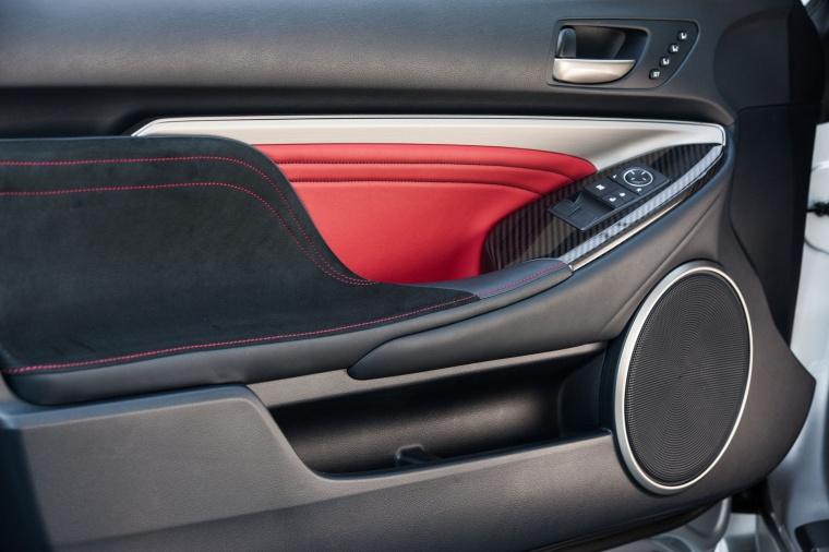 2017 Lexus RC-F Door Panel Picture
