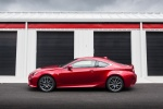 2017 Lexus RC350 F-Sport in Infrared - Static Side View