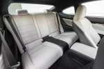 2017 Lexus RC350 F-Sport Rear Seats