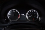 2017 Lexus RC350 F-Sport Gauges