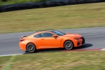 2017 Lexus RC-F in Molten Pearl - Driving Side View