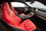 Picture of 2017 Lexus RC-F Front Seats