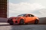 2018 Lexus RC-F - Static Front Left Three-quarter View